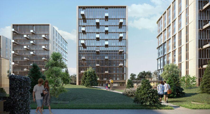 ЖК Victory Park Residences (Виктори Парк Резиденс) изображение 4