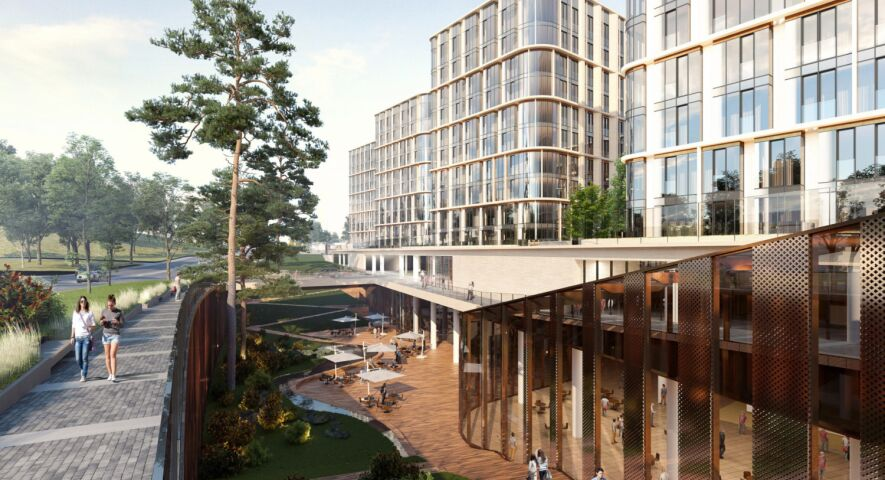 ЖК Victory Park Residences (Виктори Парк Резиденс) изображение 5