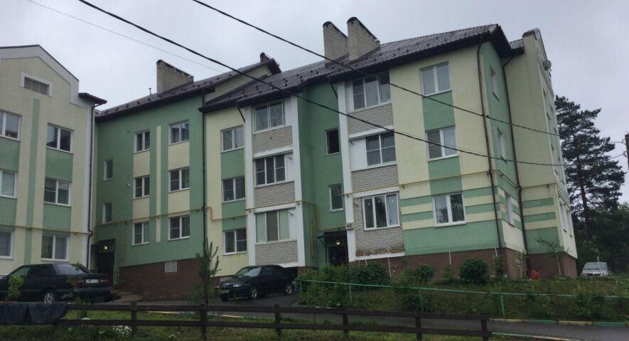 ЖК в пос. Деденево, ул. Вокзальная, 48 изображение 1