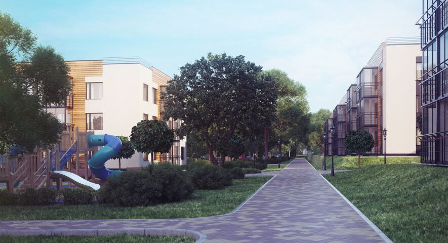 ЖК «Sampo» изображение 1