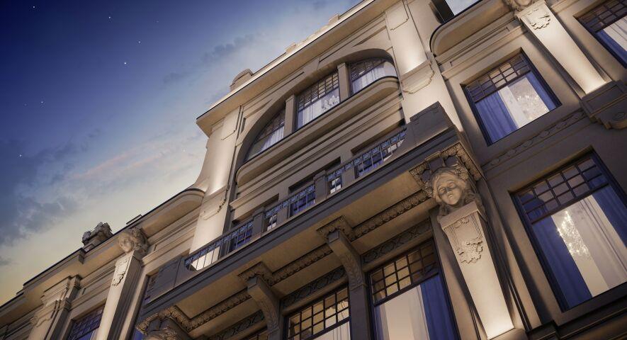 Клубный дом Stoleshnikov 7 (Столешников 7) изображение 2