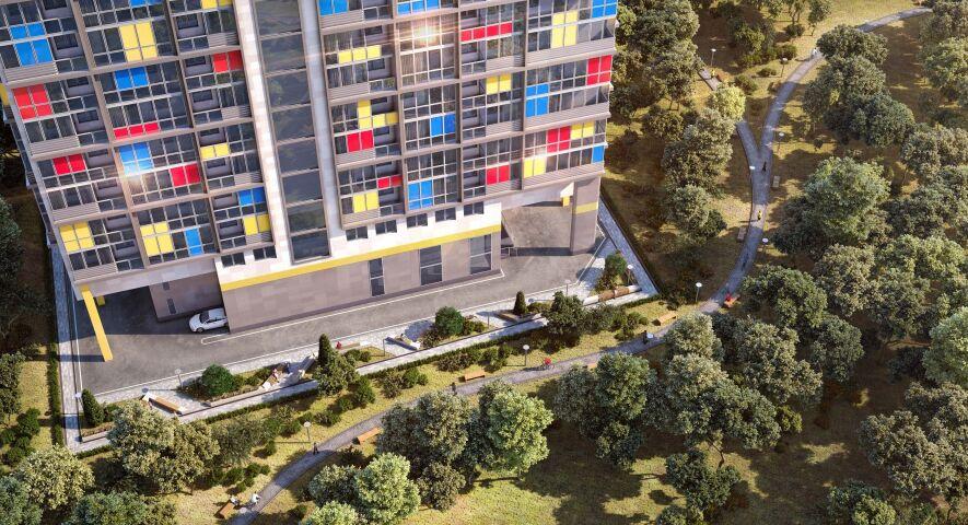 Клубный дом на Пришвина изображение 3