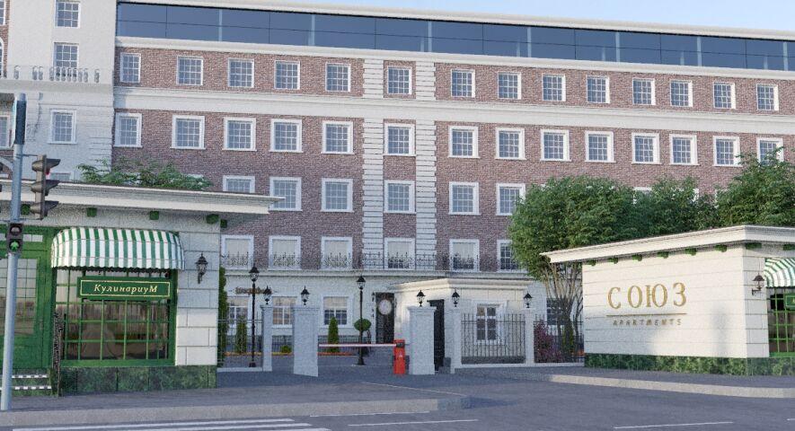 Комплекс апартаментов Soyuz Apartments (Союз апартментс) изображение 2