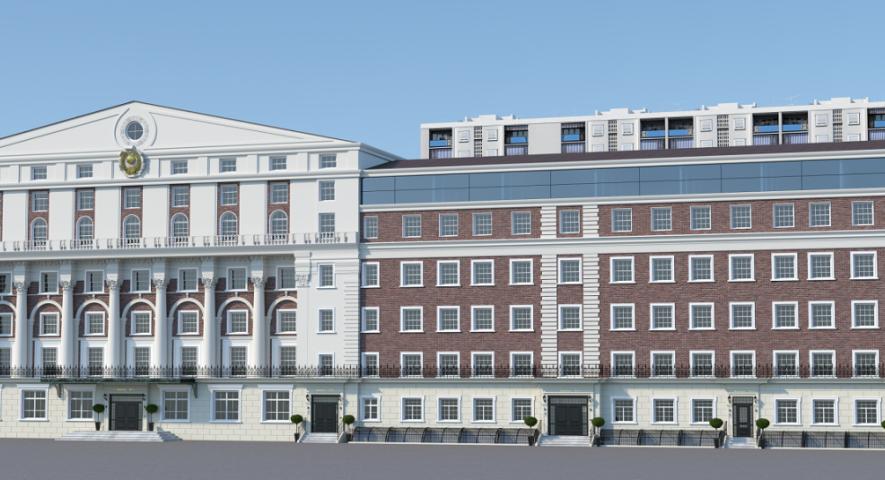 Комплекс апартаментов Soyuz Apartments (Союз апартментс) изображение 5