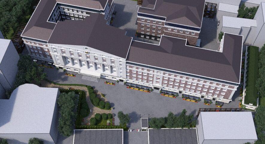 Комплекс апартаментов Soyuz Apartments (Союз апартментс) изображение 6