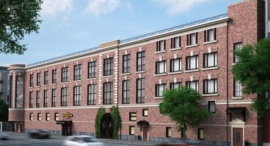 ЖК Loft Factory (Лофт Фэктори) изображение 0