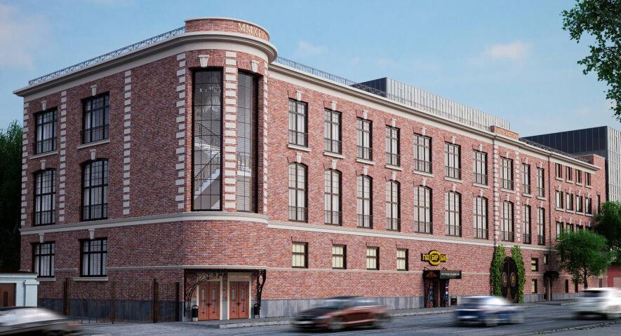 ЖК Loft Factory (Лофт Фэктори) изображение 4