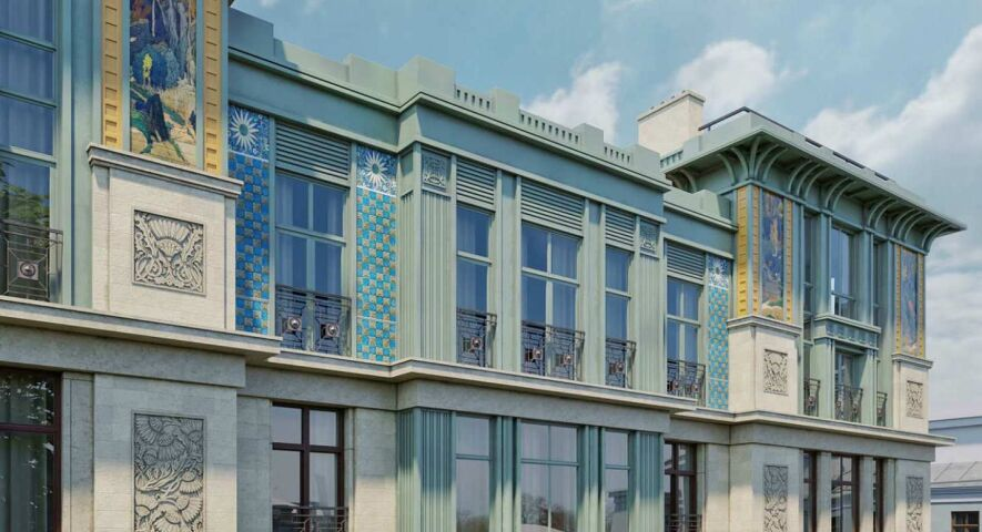 Клубный дом «Бакст» изображение 0