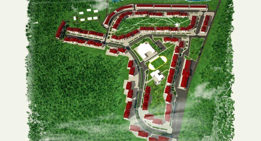 Микрорайон «Лесной городок» изображение 5