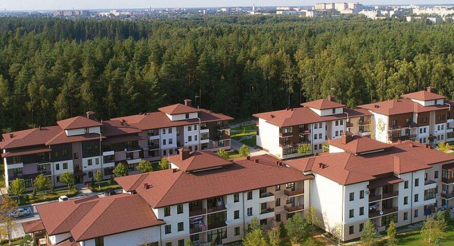 Микрорайон «Лесной городок» изображение 7