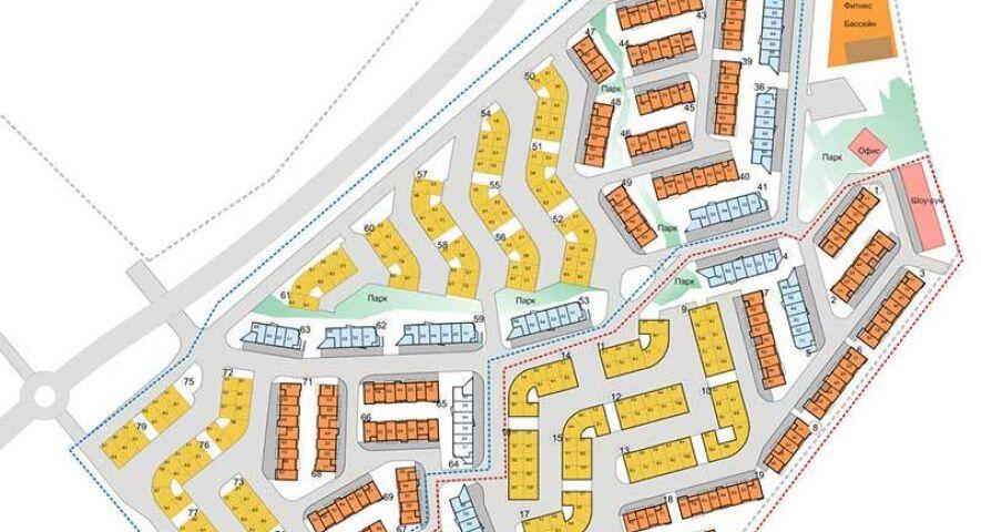 Поселок таунхаусов «Белый Город» изображение 0