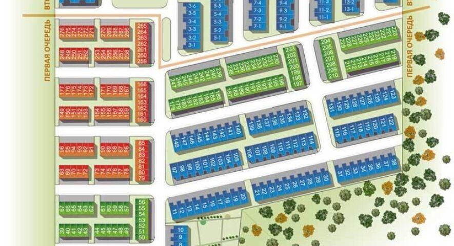 Поселок таунхаусов «Фестиваль» изображение 0