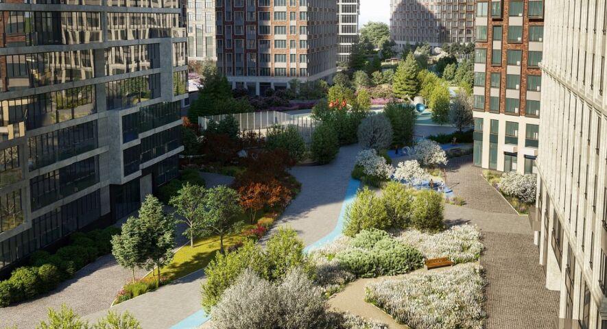ЖК West Garden (ЖК Вест Гарден) изображение 5