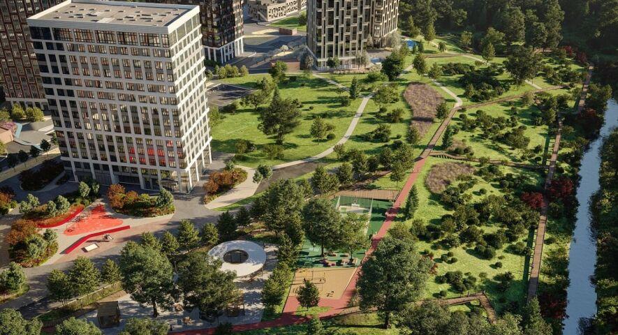ЖК West Garden (ЖК Вест Гарден) изображение 6