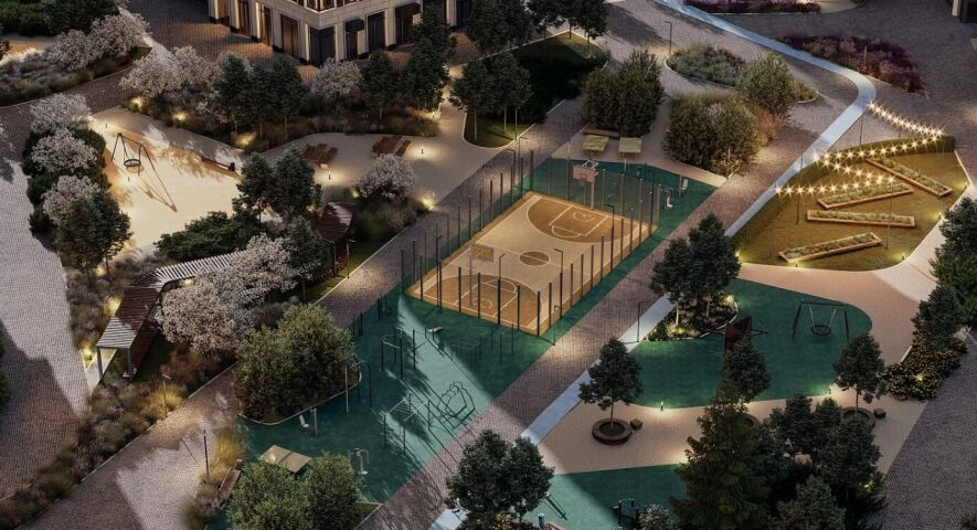 ЖК West Garden (ЖК Вест Гарден) изображение 13