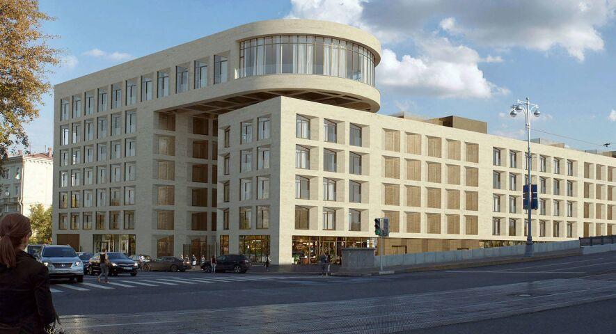МФК «Balchug Residence» изображение 0