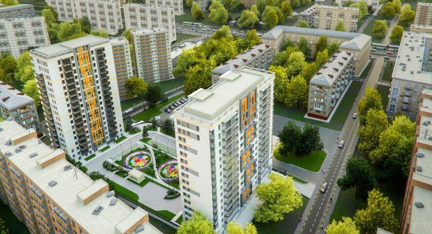 ЖК «Свой» (На улице Гродненская) изображение 0