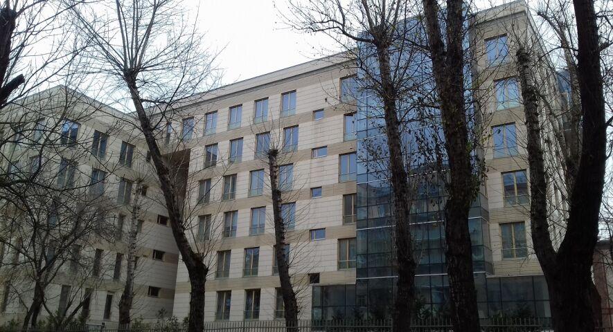 Клубный дом на Смоленском бульваре изображение 0