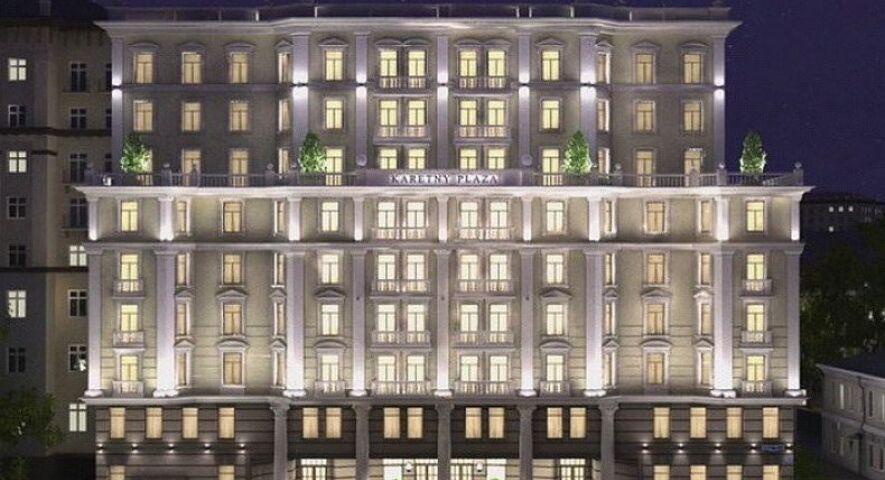 ЖК «Каретный Plaza» изображение 1