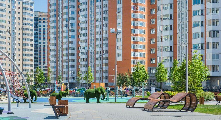 Город-парк «Переделкино Ближнее» изображение 3