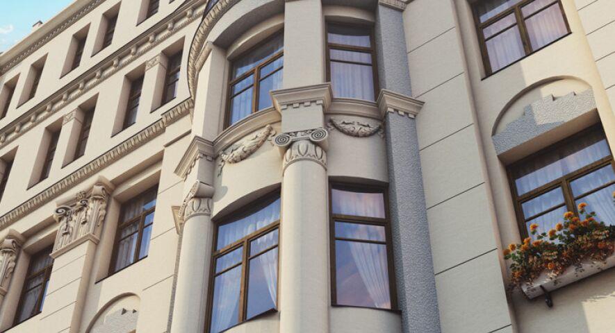 Клубная резиденция «Дом на Хлебном» изображение 5