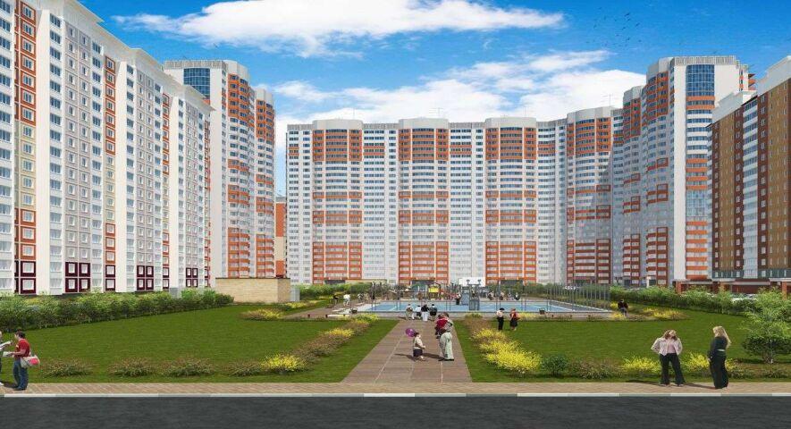 ЖК «Домодедово Парк» изображение 1