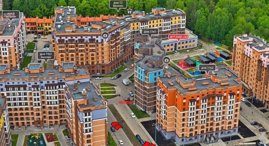 ЖК «Пятницкие кварталы» изображение 9