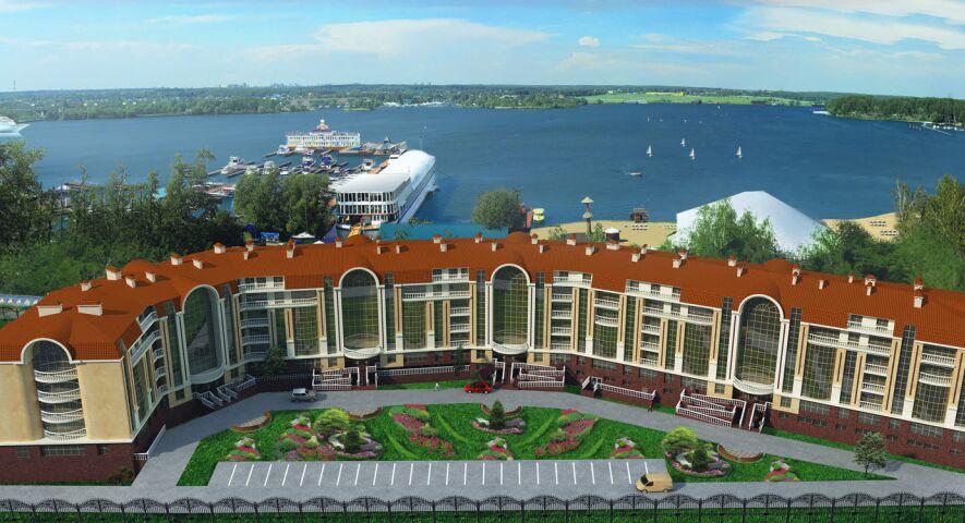Клубный дом Admiral Waterhouse (Адмирал Вотерхаус) изображение 0