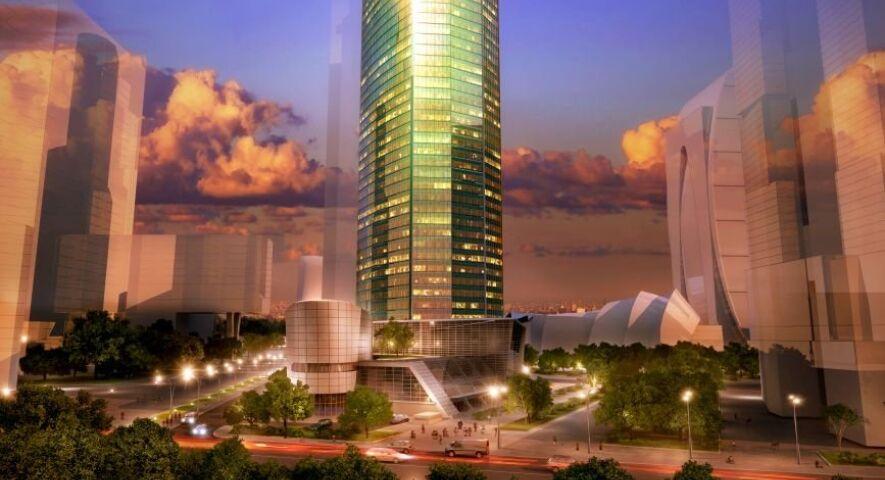 Башня «Евразия» изображение 3