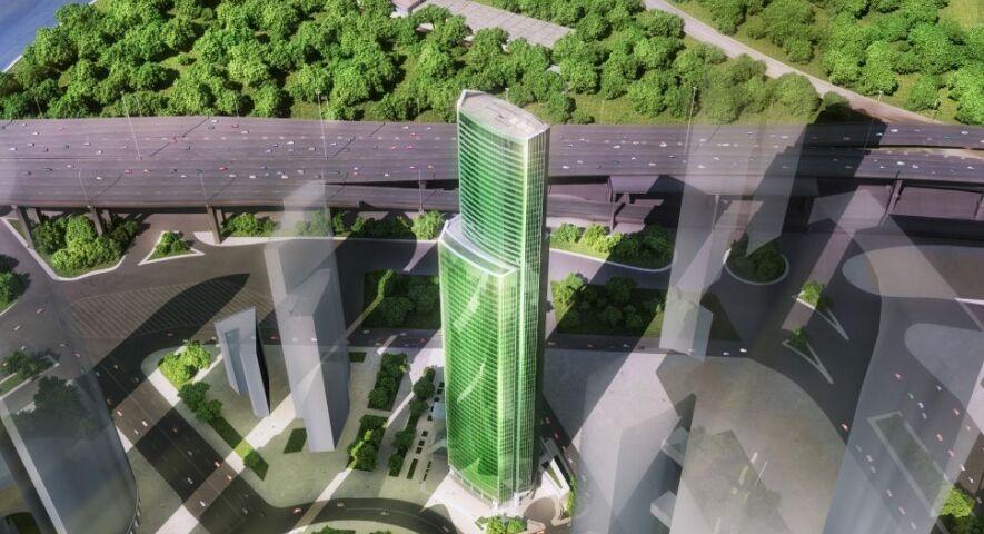Башня «Евразия» изображение 7