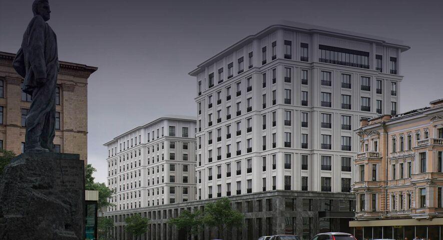 Апарт-отель Fairmont Vesper Residences изображение 0