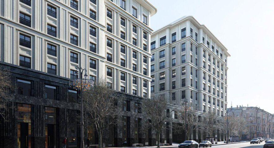 Апарт-отель Fairmont Vesper Residences изображение 1