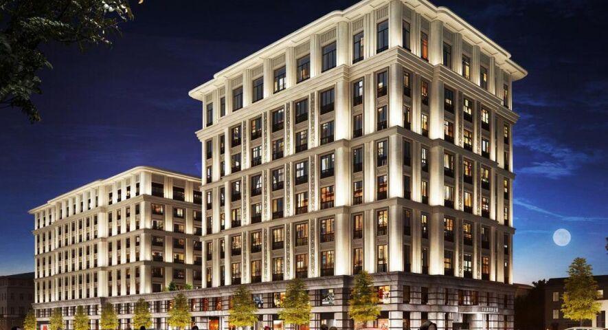 Апарт-отель Fairmont Vesper Residences изображение 2