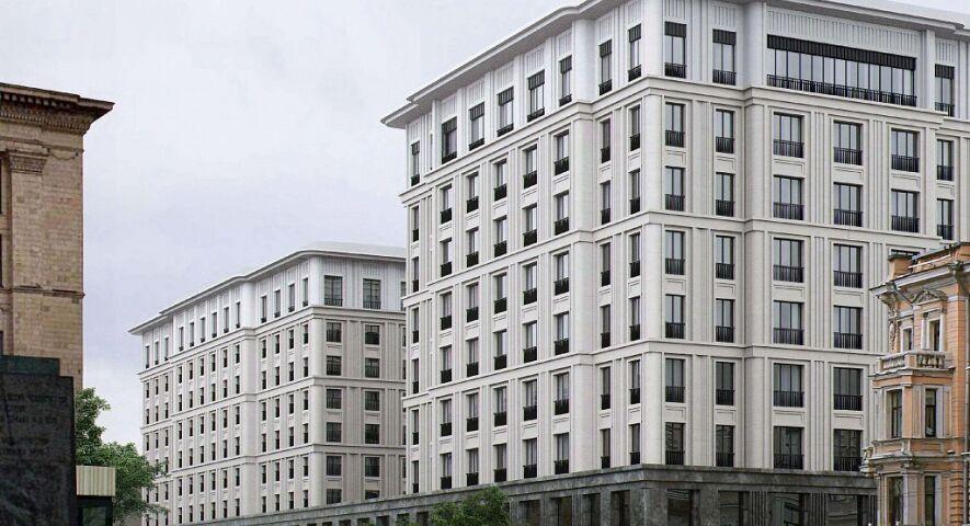 Апарт-отель Fairmont Vesper Residences изображение 3