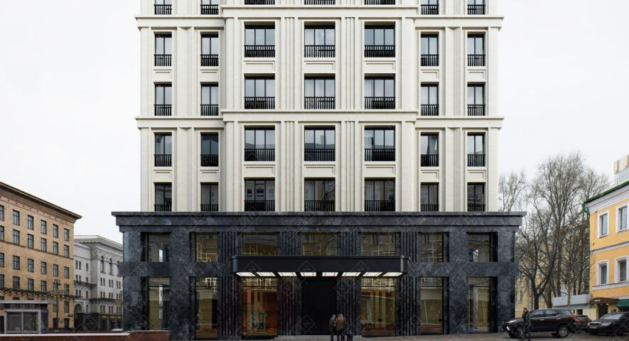 Апарт-отель Fairmont Vesper Residences изображение 4
