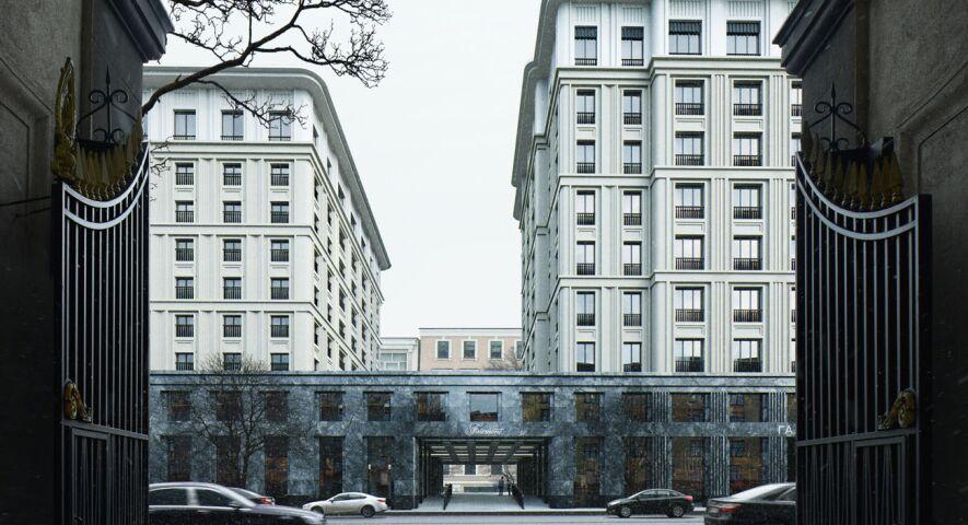 Апарт-отель Fairmont Vesper Residences изображение 6