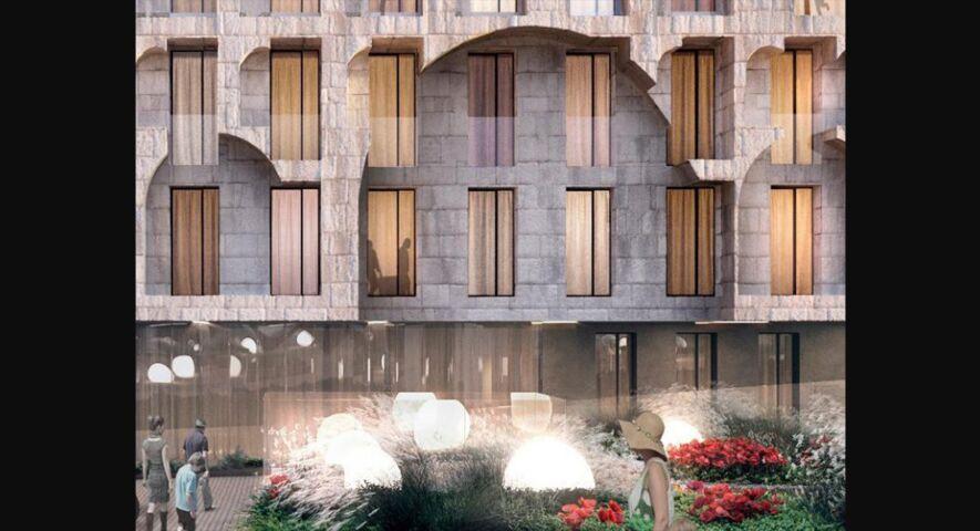 Комплекс апартаментов Allegoria Mosca изображение 0