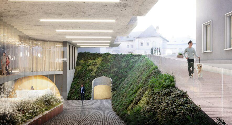 Комплекс апартаментов Allegoria Mosca изображение 2