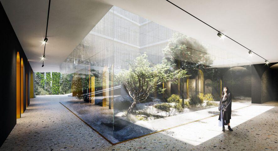 Комплекс апартаментов Allegoria Mosca изображение 3