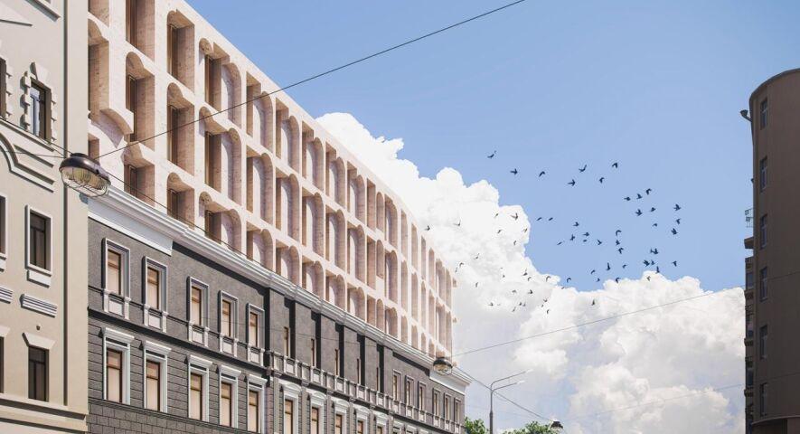Комплекс апартаментов Allegoria Mosca изображение 5