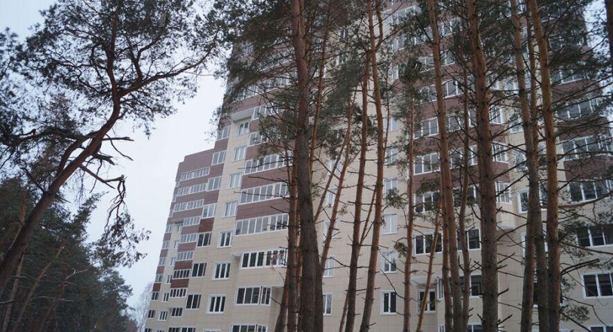 ЖК в п. Большевик изображение 1