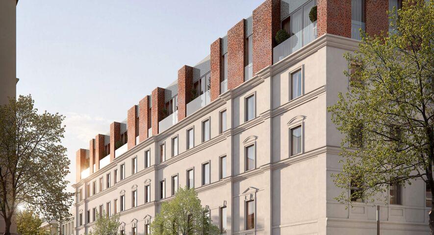 Комплекс апартаментов «Современник» изображение 0