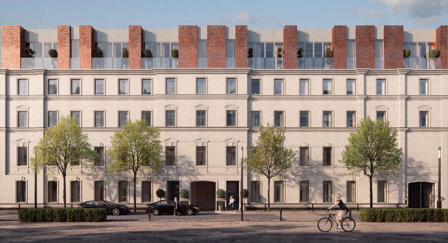Комплекс апартаментов «Современник» изображение 1