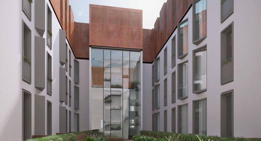 Комплекс апартаментов «Современник» изображение 2