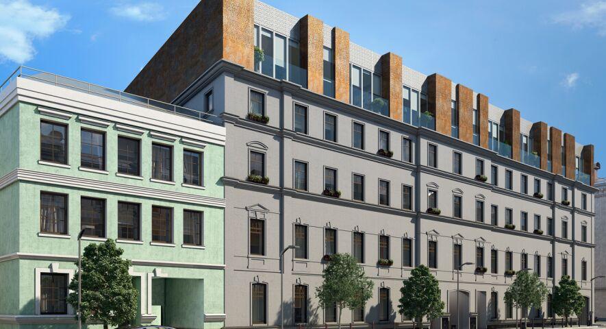 Комплекс апартаментов «Современник» изображение 3