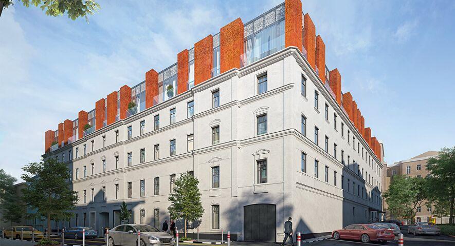 Комплекс апартаментов «Современник» изображение 4