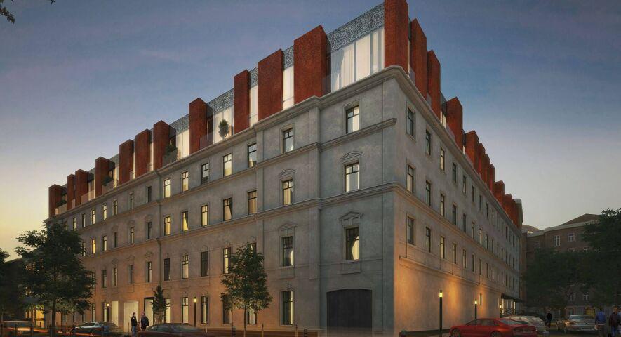 Комплекс апартаментов «Современник» изображение 6