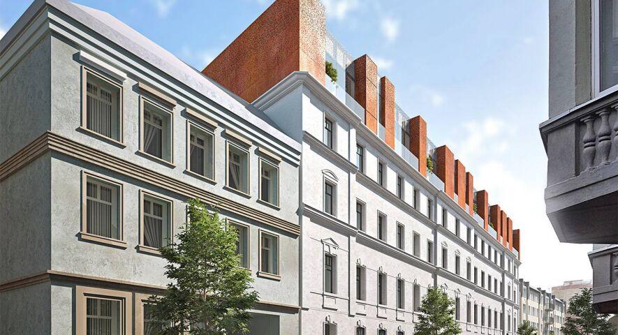 Комплекс апартаментов «Современник» изображение 7