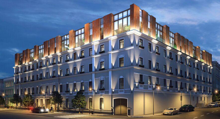 Комплекс апартаментов «Современник» изображение 8