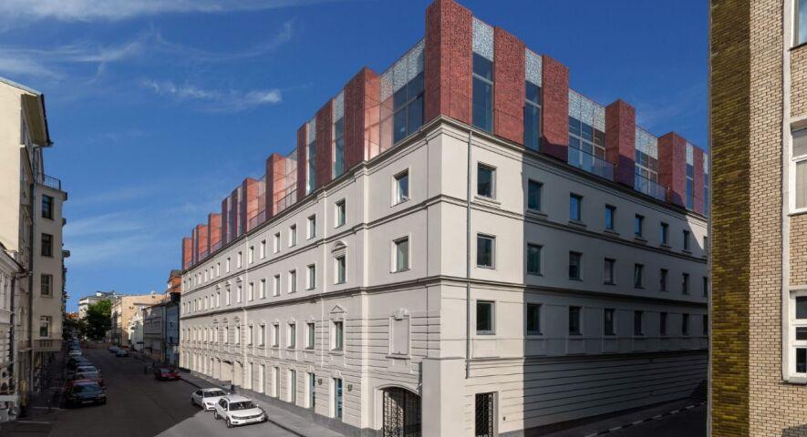 Комплекс апартаментов «Современник» изображение 10